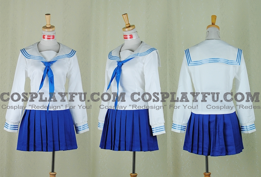 Minko Cosplay Costume from Hanasaku Iroha