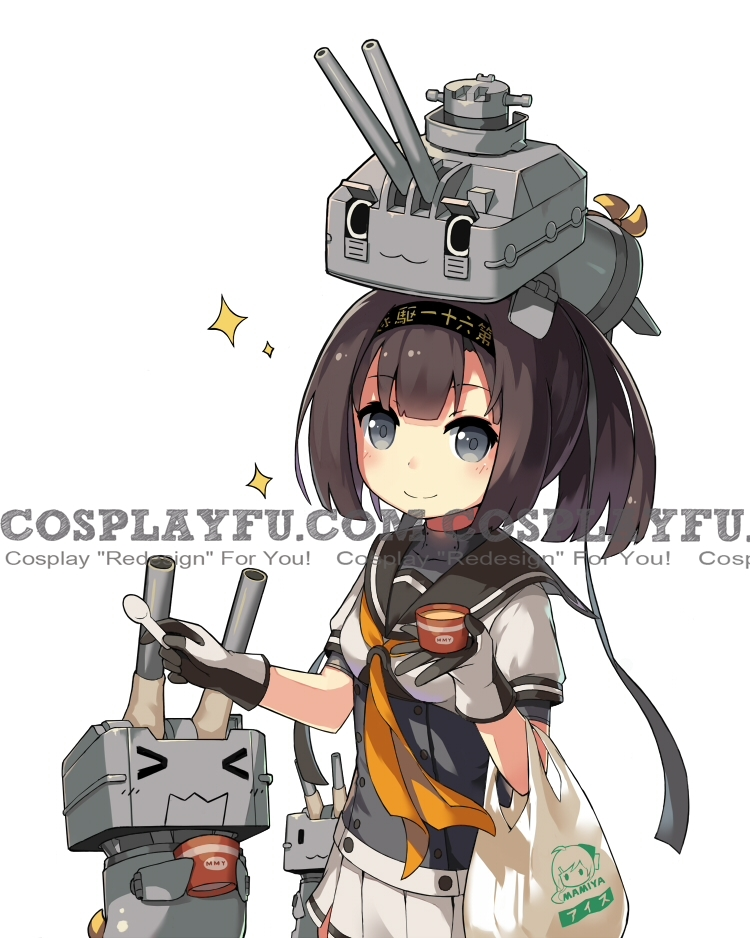 Twin Plush from Kantai Collection