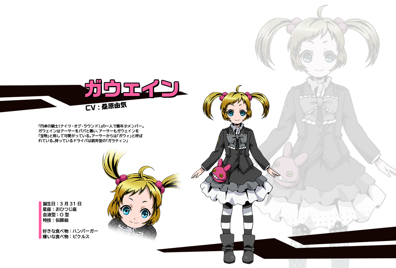 Gawain Cosplay Costume from Divine Gate