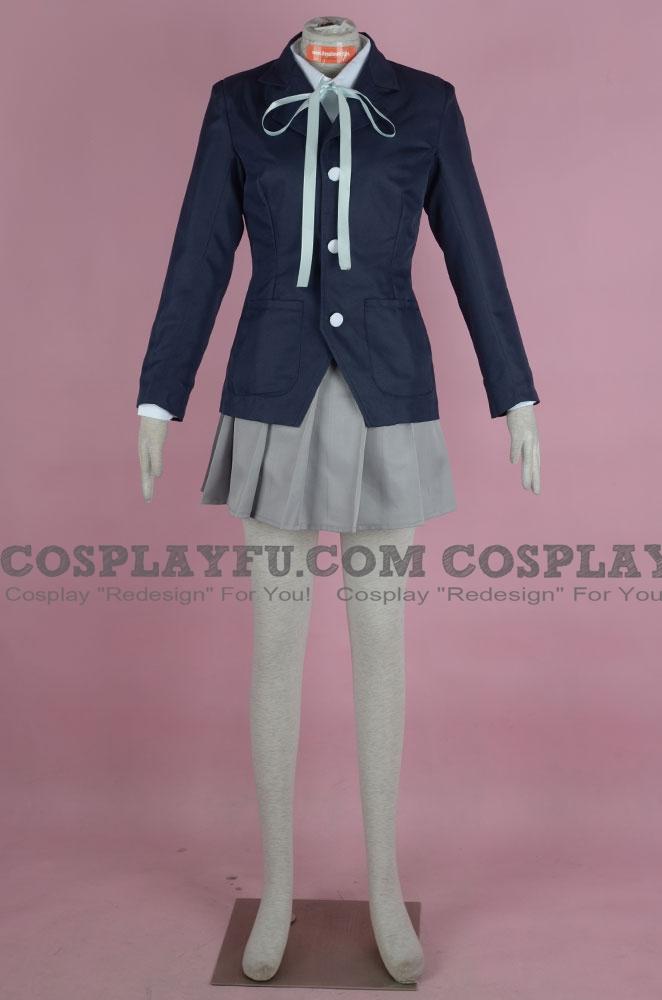 Sumire Cosplay Costume (School Uniform) from K ON