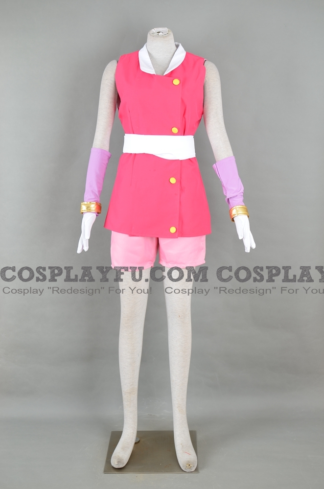 Amy Cosplay Costume from Sonic Boom