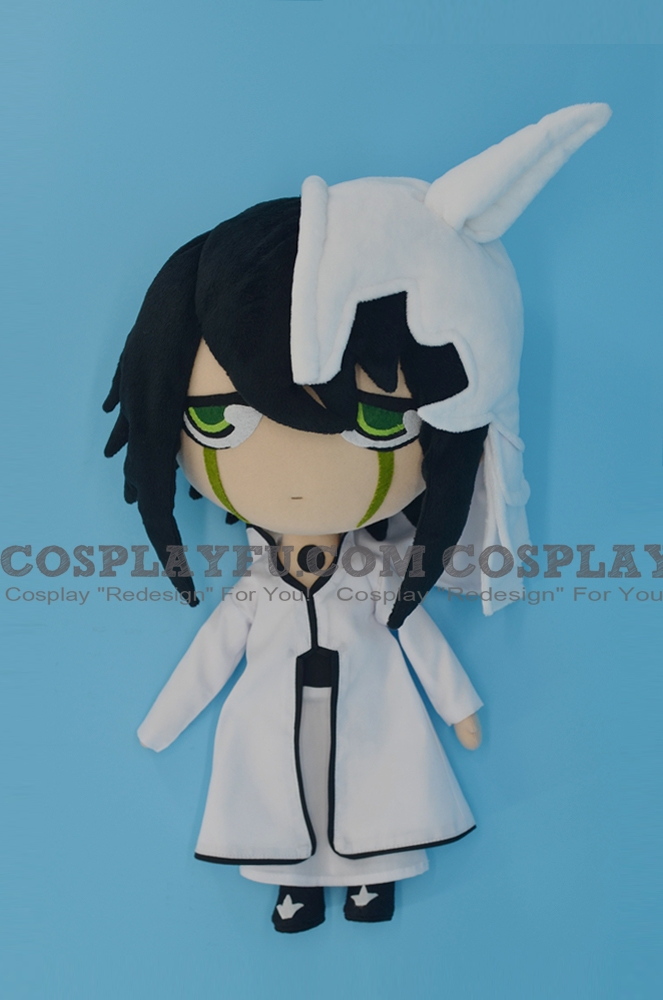 Ulquiorra Plush from Bleach