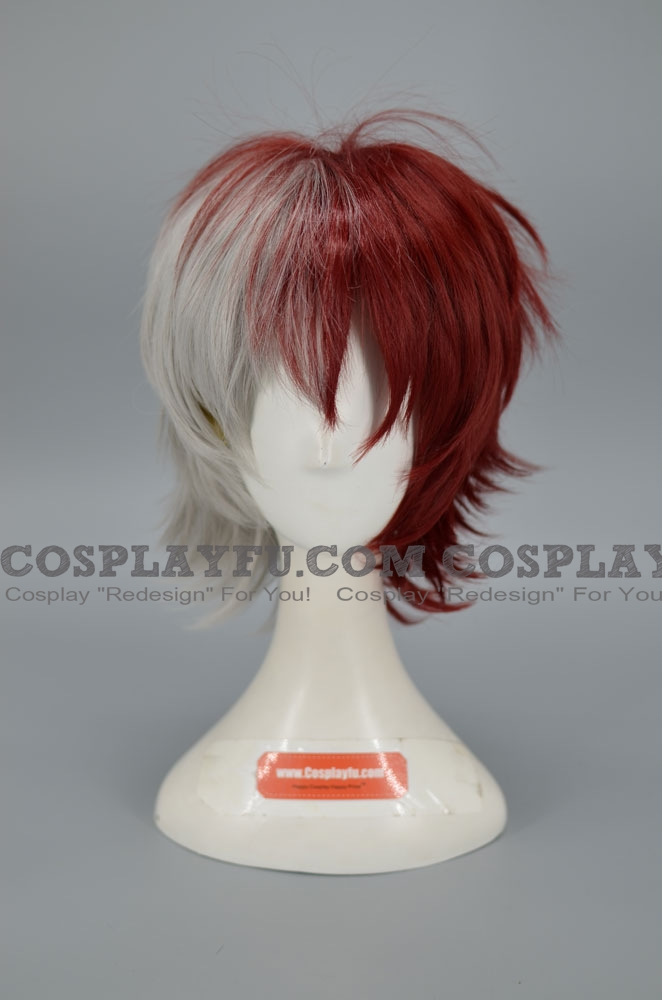 Shoto Wig from My Hero Academia