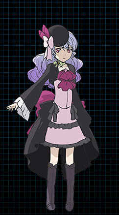 Crea Cosplay Costume from Aquarion Evol