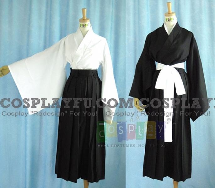Hanataro Cosplay Costume (Kimono) from Bleach