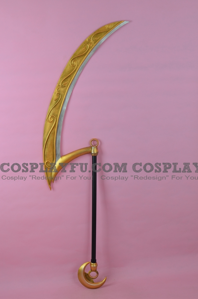 Lunar Goddess Diana Sword from League of Legends