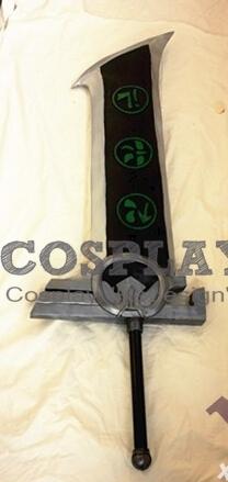 Redeemed Riven Sword from League of Legends
