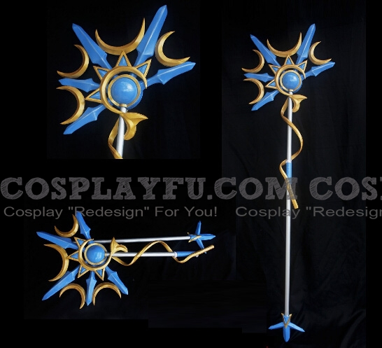 Crystal Cane (Shards of the Crystalline Comet) from Dota