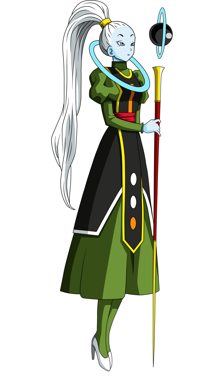 Vados Cosplay Costume from Dragon Ball
