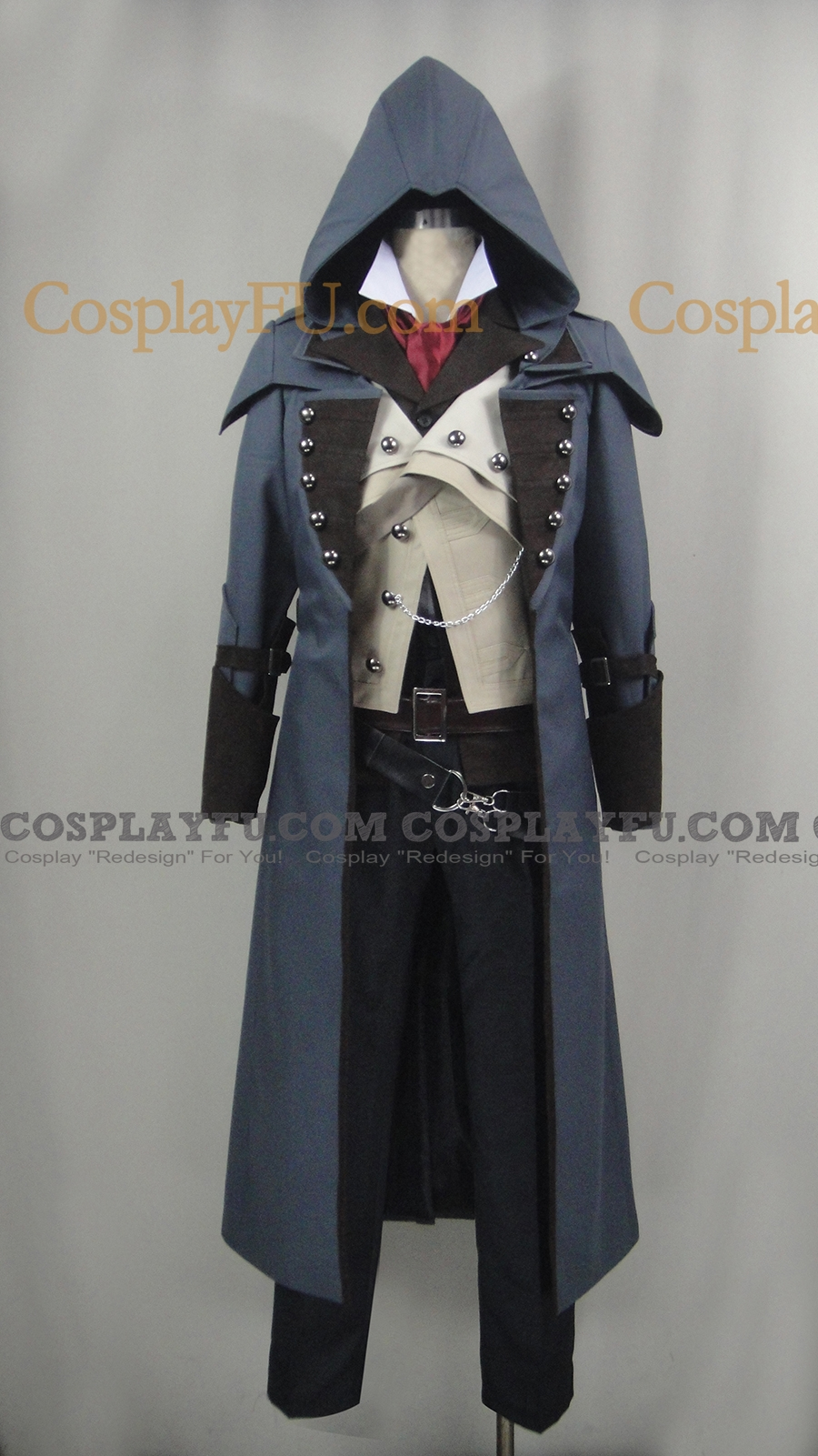 Arno Cosplay Costume from Assassin's Creed