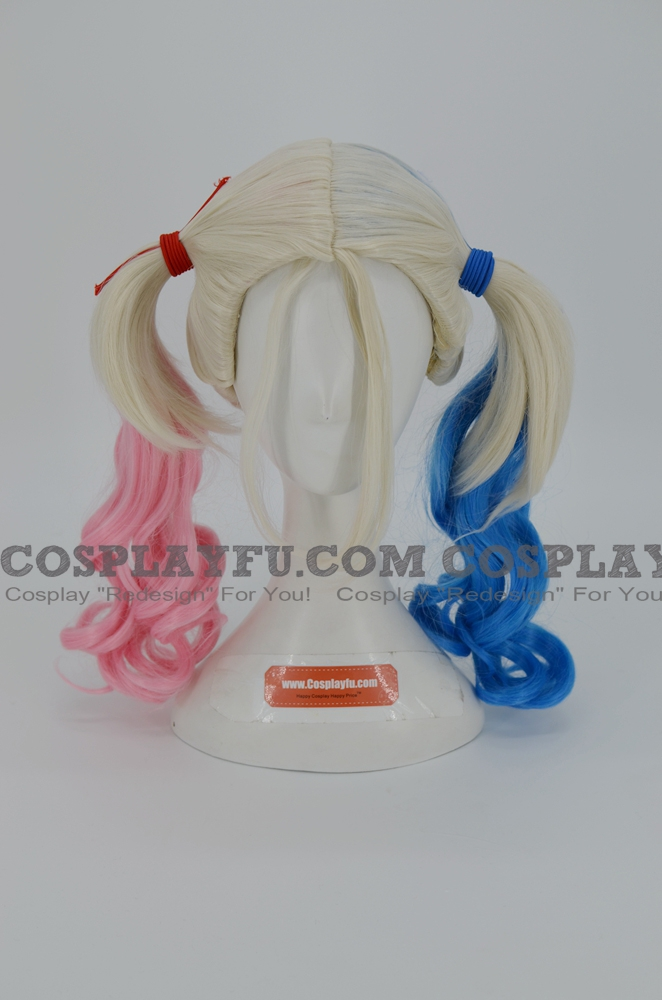 Harley Wig from Suicide Squad Film