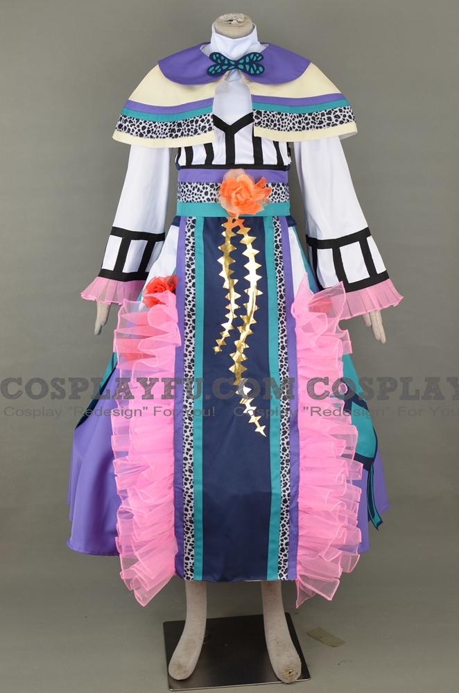 Dan Fei Cosplay Costume from Thunderbolt Fantasy