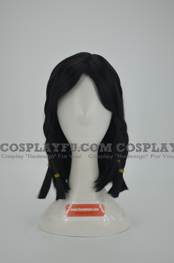 Pharah Wig from Overwatch