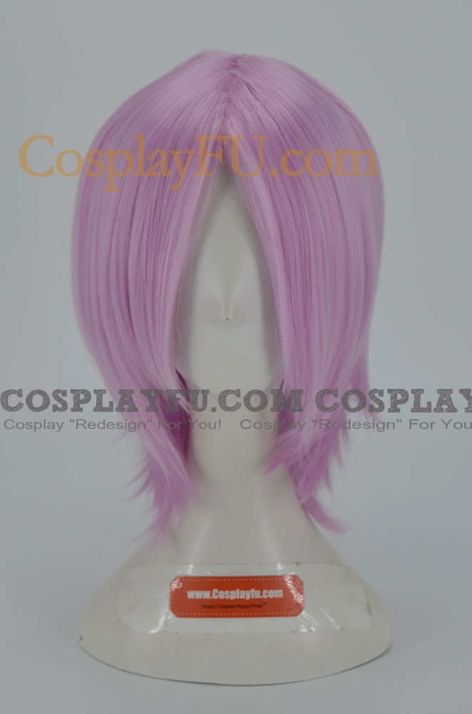 Crona wig from Soul Eater