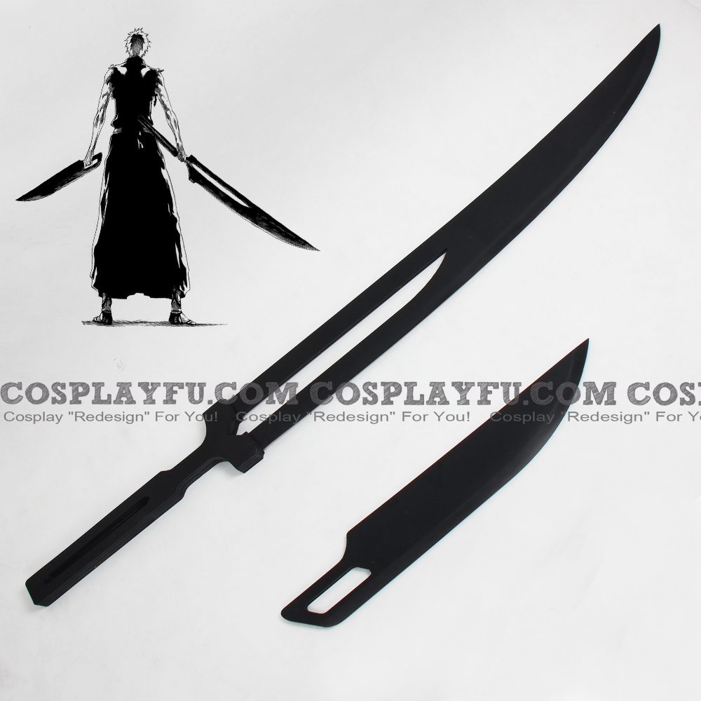 Ichigo Swords from Bleach