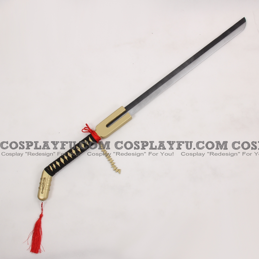 Kisuke Sword from Bleach