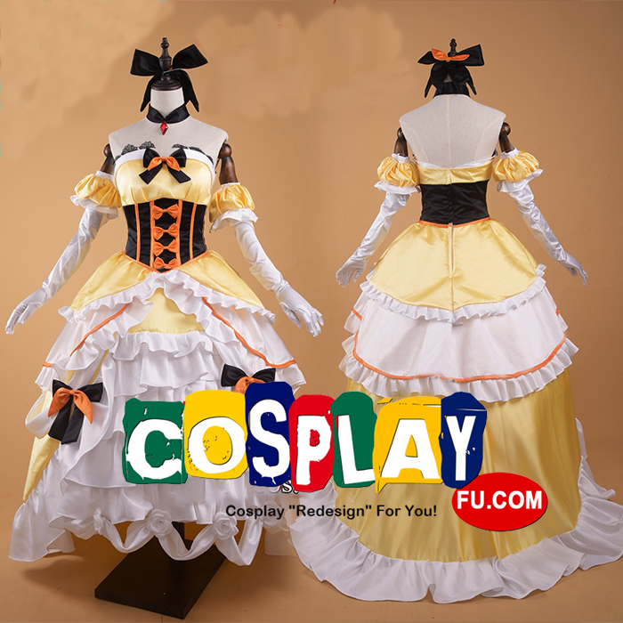 Felt Cosplay Costume from Re:Zero -Starting Life in Another World-