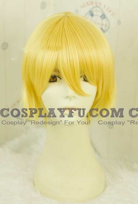 Sanji Wig (Yellow) from One Piece