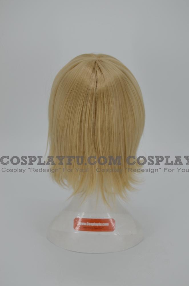 Danganronpa 3 Kazuichi Souda Cosplay Costume Party Hair Wig Style