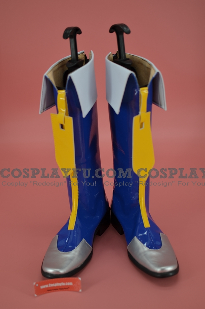 Noel Shoes (2nd) from BlazBlue Calamity Trigger