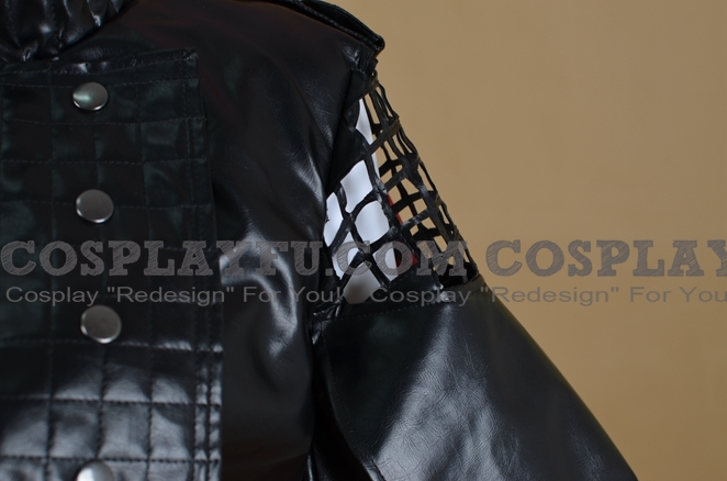 Custom Crowe Cosplay Costume From Kingsglaive Final Fantasy Xv