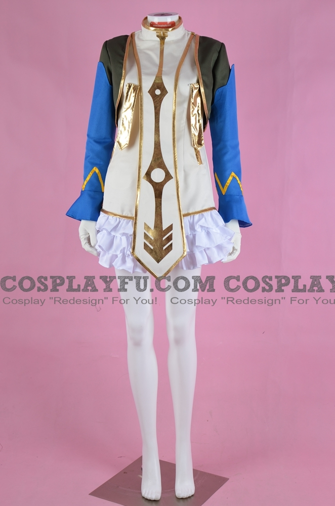 Eleanor Cosplay Costume from Tales of Berseria