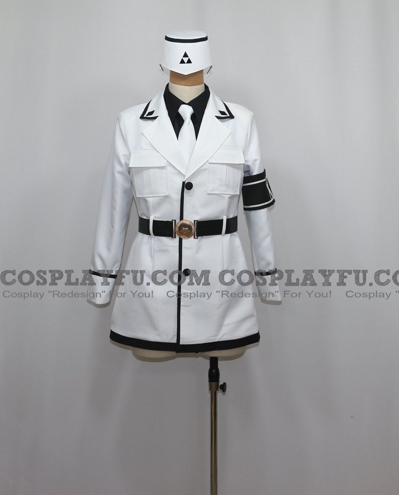 Ichi Cosplay Costume from Aoharu x Machinegun