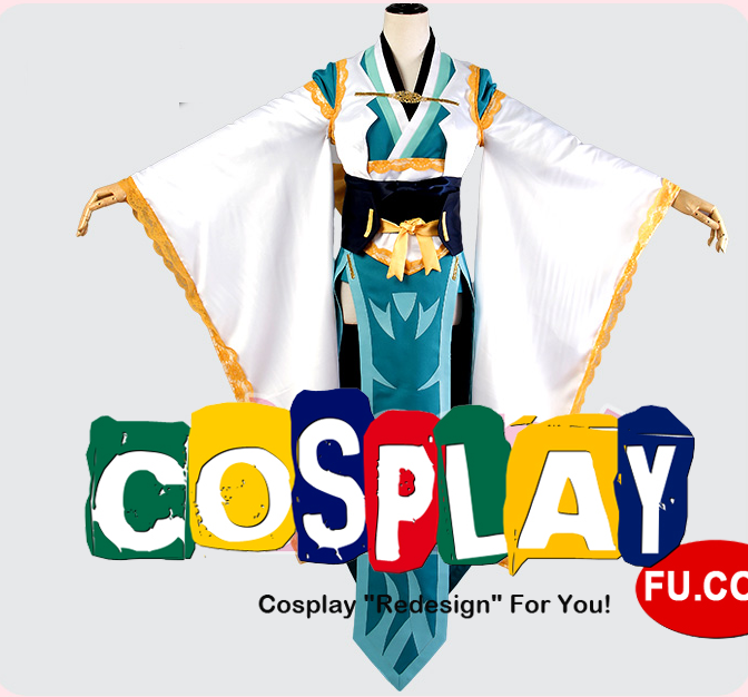 Fate Grand Order Kiyohime Costume
