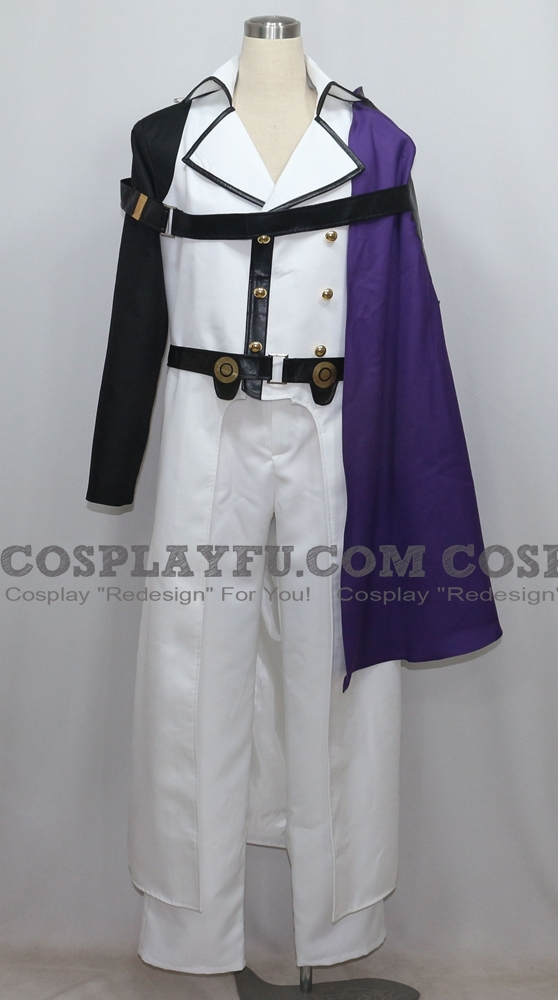 Crowley Cosplay Costume from Seraph of the End