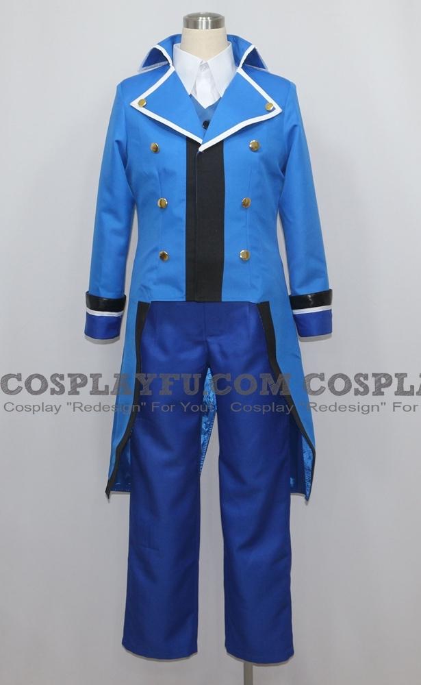 Akiyama Cosplay Costume from K