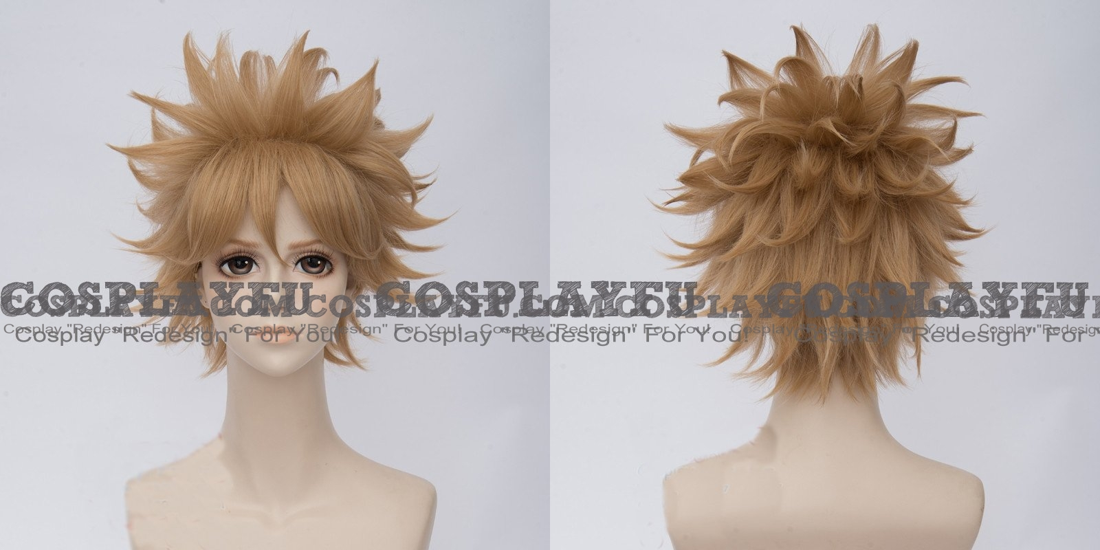 Katsuki Wig from My Hero Academia