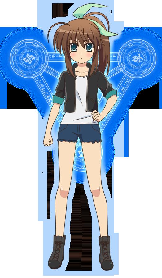 Fuuka Cosplay Costume from ViVid Strike!