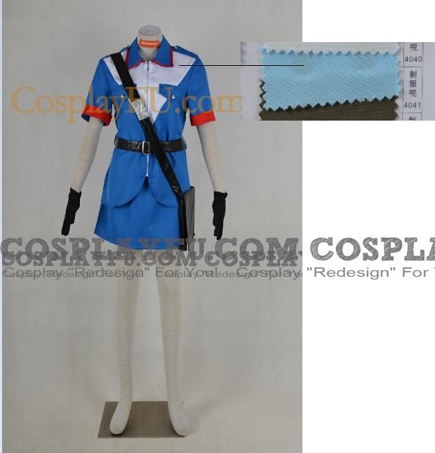 Pokemon Officer Jenny Costume (2nd)
