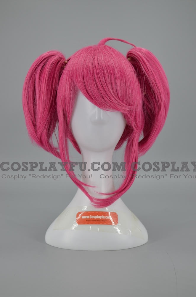 Star Guardian Lux Wig (2nd) from League of Legends