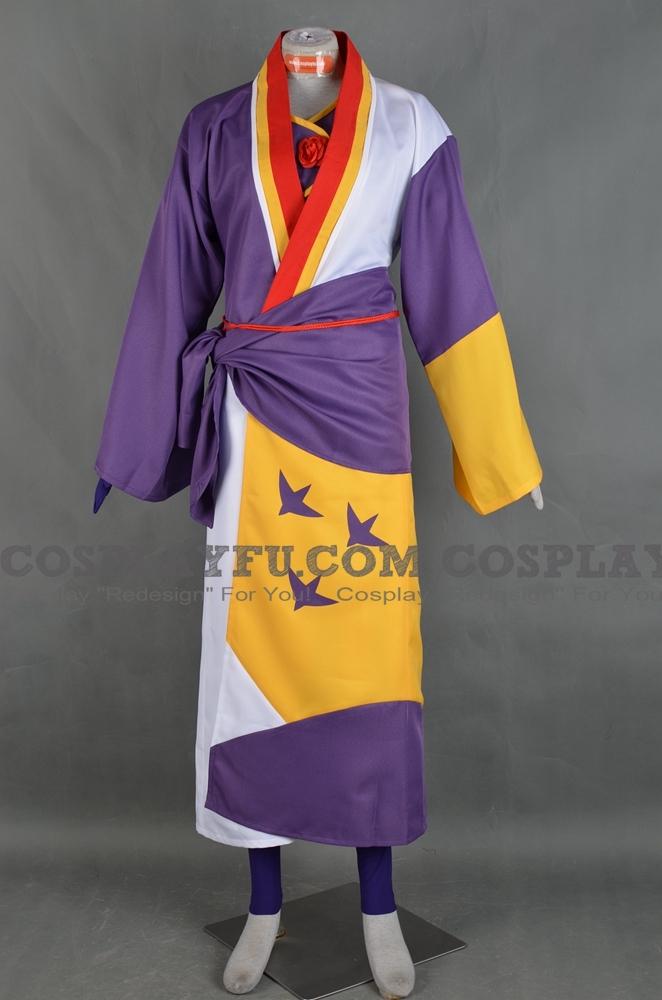 Rokurou Cosplay Costume from Tales of Berseria