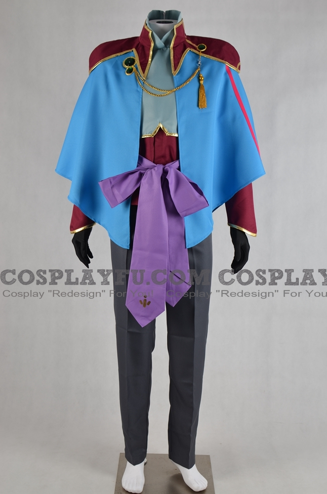 Anubituf Cosplay Costume from Simoun