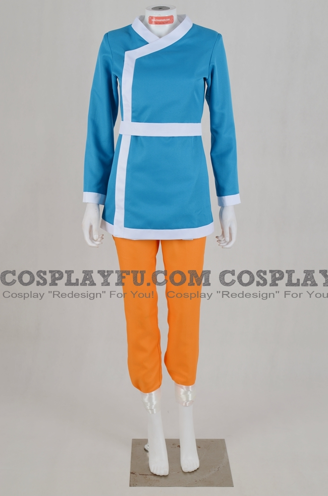 Bodi Cosplay Costume from Rock Dog