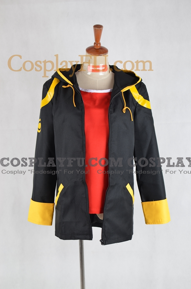 Saeyoung Choi Cosplay Costume (Shirt and Coat) from Mystic Messenger