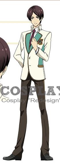 Eigo Cosplay Costume from High School Star Musical