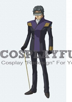 Simon Cosplay Costume from Majestic Prince