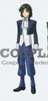 Sei Cosplay Costume from Majestic Prince