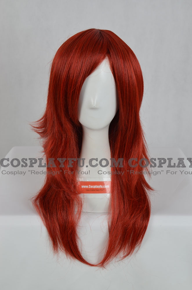 Izuko Gaen wig from Monogatari (series)
