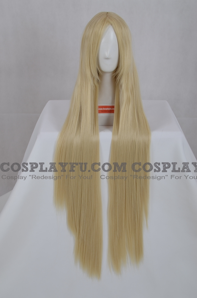 Olivier Mira Armstrong wig from FullMetal Alchemist