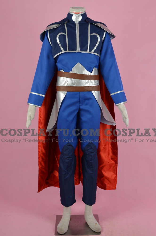 Prince Endymion Cosplay Costume from Sailor Moon
