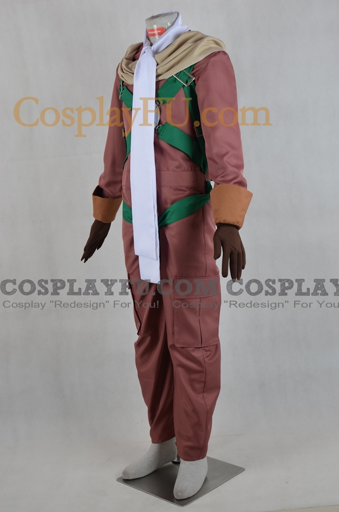 Free Shipping Cosplay Costume The Drifters Drifters Nasuno Yoichi Men/'s Uniform