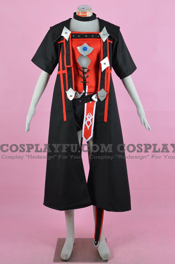Velvet Cosplay Costume (Fighting) from Tales of Berseria