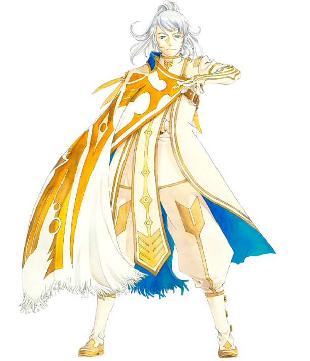 Artorius Cosplay Costume from Tales of Berseria
