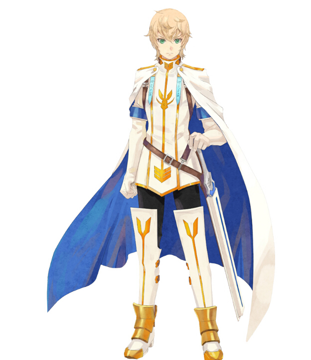 Oscar Cosplay Costume from Tales of Berseria