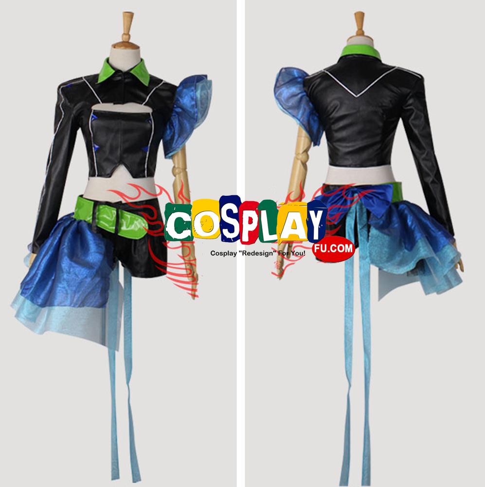 Mikumo Cosplay Costume (OP2) from Macross Delta