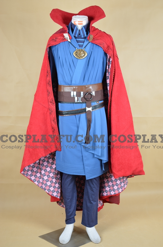 Stephen Strange Cosplay Costume from Doctor Strange (film)